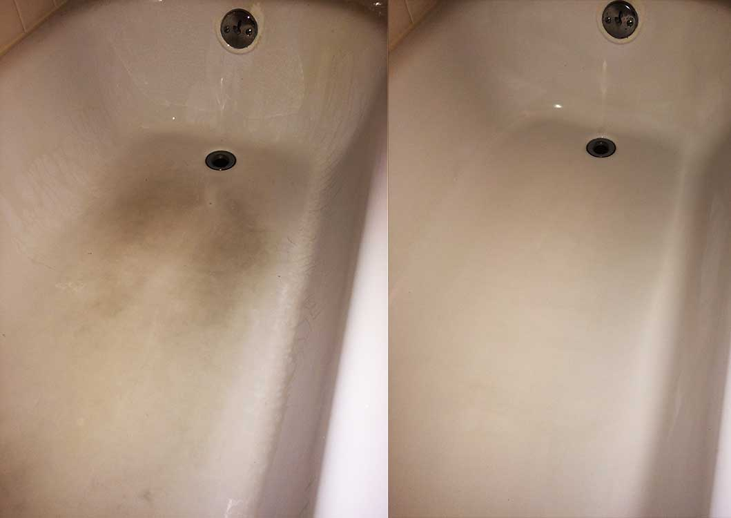 Bathtub Restoration Photo Gallery - Ugly Tub Ohio